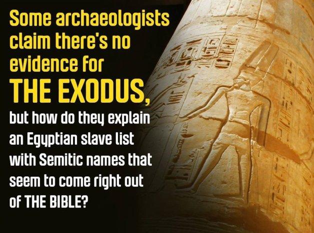 Image result for exodus-documentary-evidence