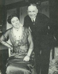Helen & Billy Sunday in 1915