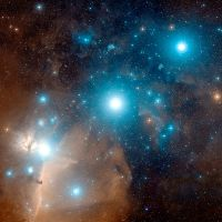 Orion & the Pleiades Speak Truth